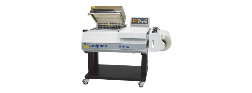Machines sous Film Thermo-Retractable