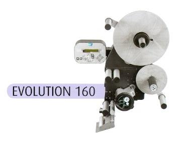 Pose étiquette ARCA EVOLUTION 160