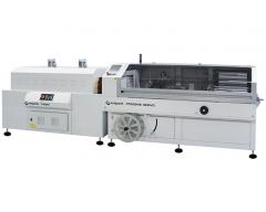 Soudeuse en L automatique avec tunnel de thermorétraction FP500HS_SERVO