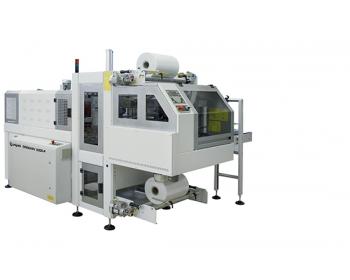 Fardeleuse automatique avec entrée à 90°, structure monobloc et barre de soudure BP800ARV 230R-P