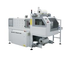 Fardeleuse automatique avec entrée à 90°, structure monobloc et barre de soudure BP800AR 350P – BP802AR 350P