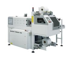 Fardeleuse automatique avec entrée à 90°, structure monobloc et barre de soudure BP600AR 150R – BP800AR 230R