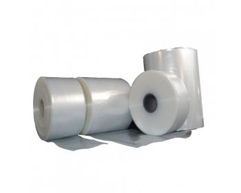 Gaine plastique thermosoudable transparente 100 microns